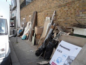 rubbish removal E9 Hackney | rubbish to go
